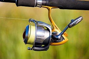 Rybářské navijáky