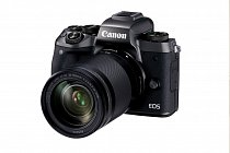 Canon EOS M5 aneb velký výkon v malém těle