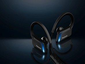 Bezdrátová sportovní sluchátka Panasonic
